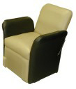 Shampoo chair with legrest 930S