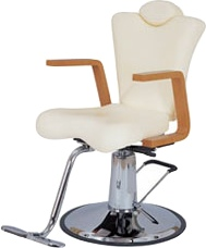 Make up chair with Adustable head rest 1990-04