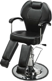 Make up chair with Adustable head rest 1560-04
