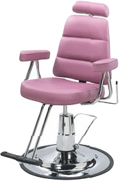 Make up chair with Adustable head rest 1960-04
