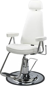 Make up chair with Adustable head rest 1970-04