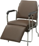 Shampoo chair with foot rest 1441 LR